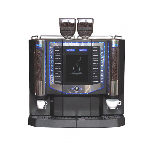 Darenth Roma Bean to Cup Coffee Machine Duo