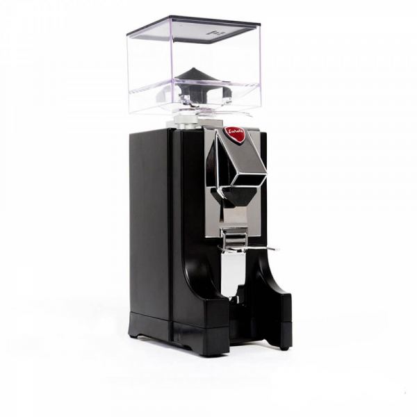 Eureka Mignon Commercial Coffee Grinder Angled Left