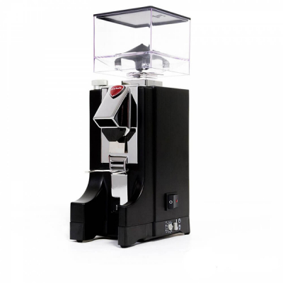 Eureka Mignon Commercial Coffee Grinder Angled Right