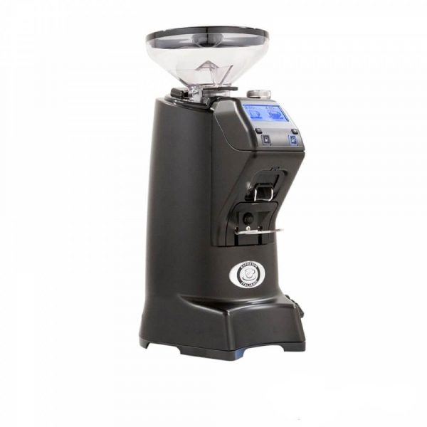 Eureka Zenith 65 Commercial Coffee Grinder Angled Left