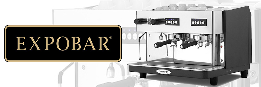 Expobar Monroc Traditional Espresso Machine Banner