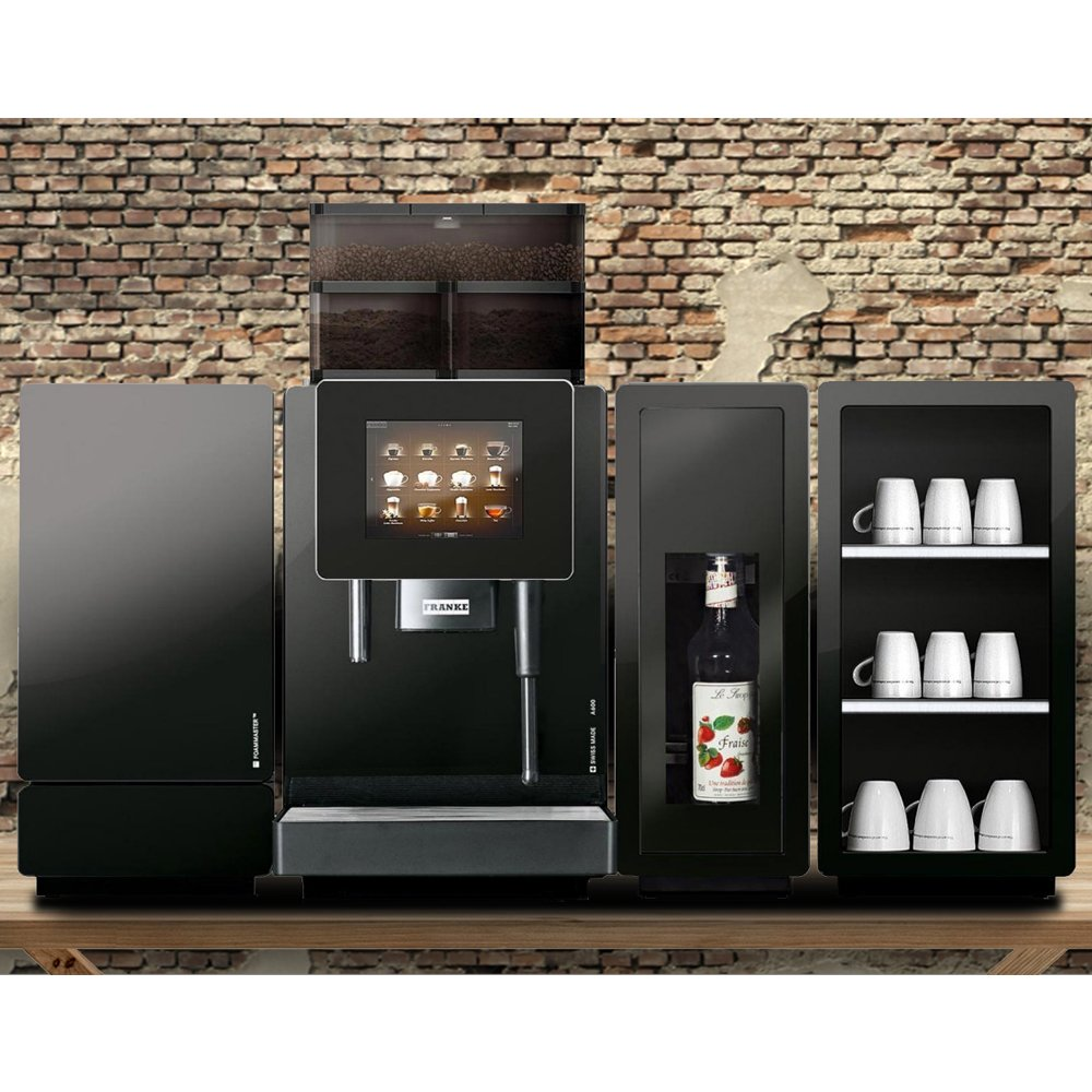 Franke A600 Commercial Bean to Cup Coffee Machine Restaurant