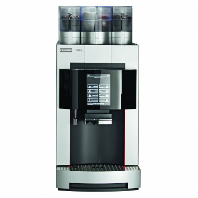 Franke Pura bean to cup coffee machine main