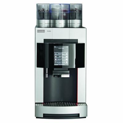 Franke Pura bean to cup coffee machine main