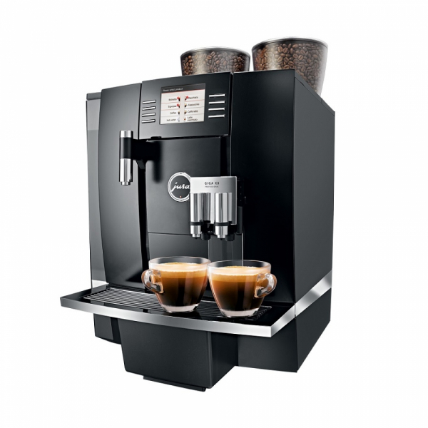 Jura Giga X8 Bean to Cup Commercial Coffee Machine
