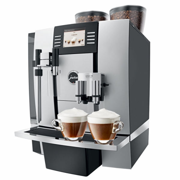 Jura Giga X9 Bean to Cup Commercial Coffee Machine