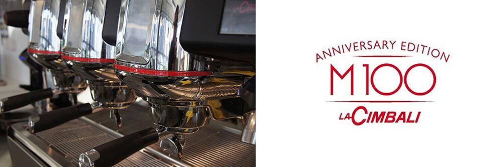 La Cimbali M100 Selectron Traditional Espresso Machine Anniversary