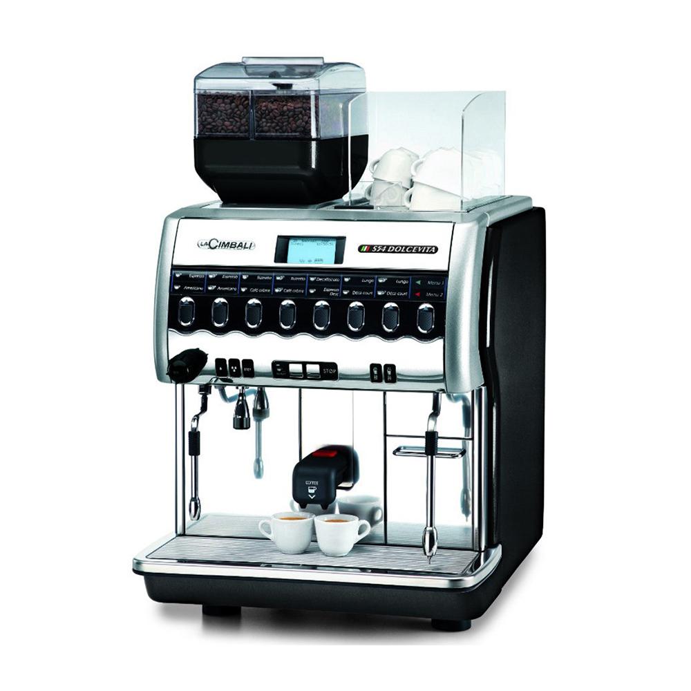 La Cimbali S54 Dolcevita Bean to Cup Coffee Machine Alternative