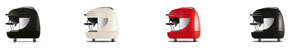 La Spaziale S40 Suprema Commercial Traditional Espresso Coffee Machine Colours