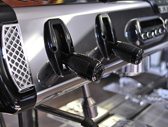 La Spaziale S8 and S9 Commercial Traditional Espresso Coffee Machine Group Handles