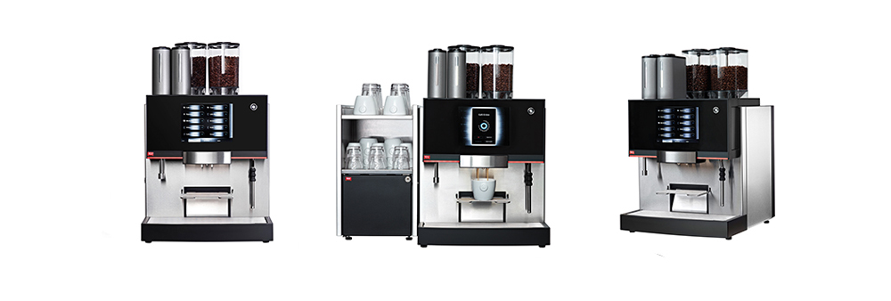 Melitta Barcube Bean to Cup Multi View