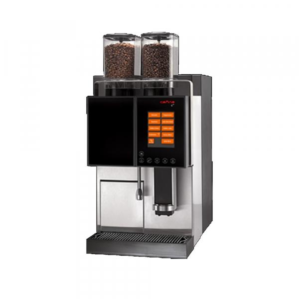 Melitta C35 Bean to Cup Coffee Machine Angled