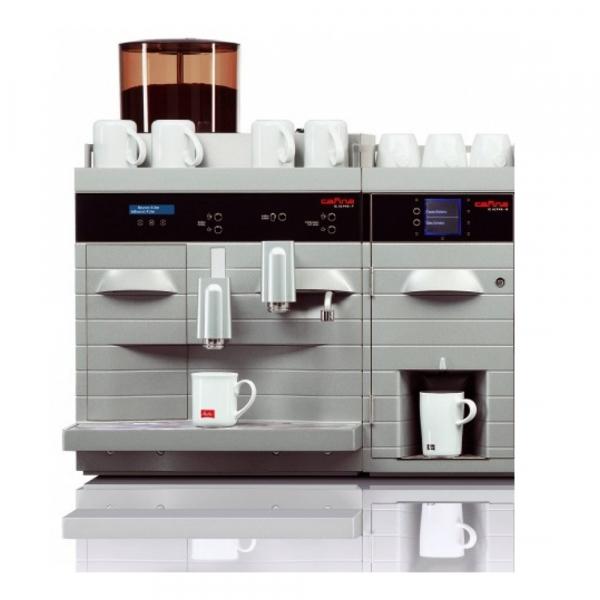 Melitta Cafina Alpha Bean to Cup Coffee Machine Alternative