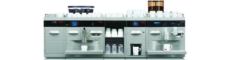 Melitta Cafina Alpha Bean to Cup Coffee Machine Banner
