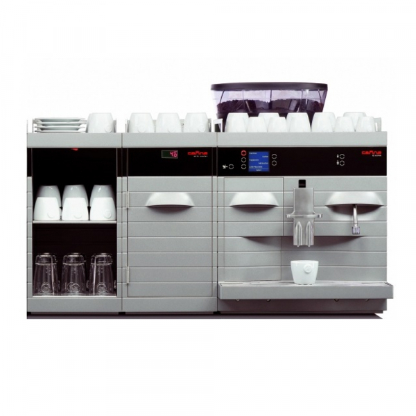 Melitta Cafina Alpha Bean to Cup Coffee Machine Full System