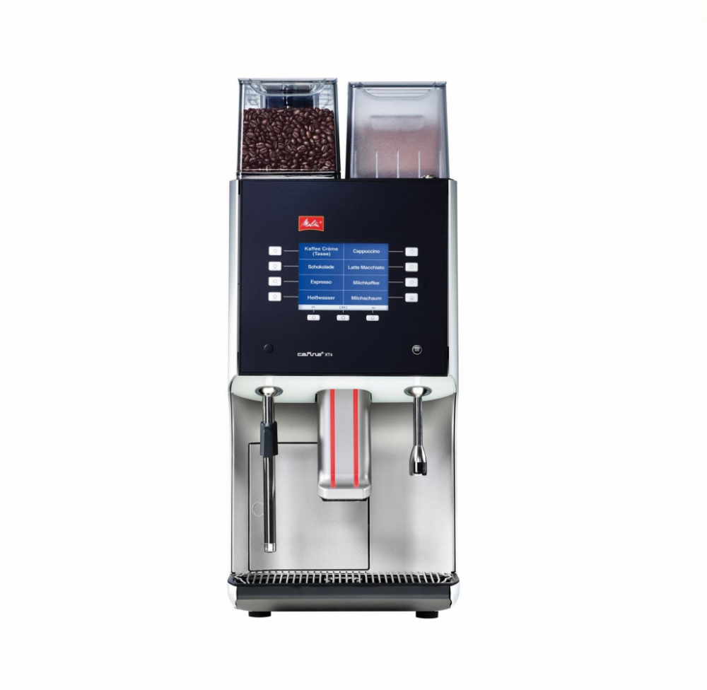 Melitta Cafina XT4 Commercial bean to cup coffee machine