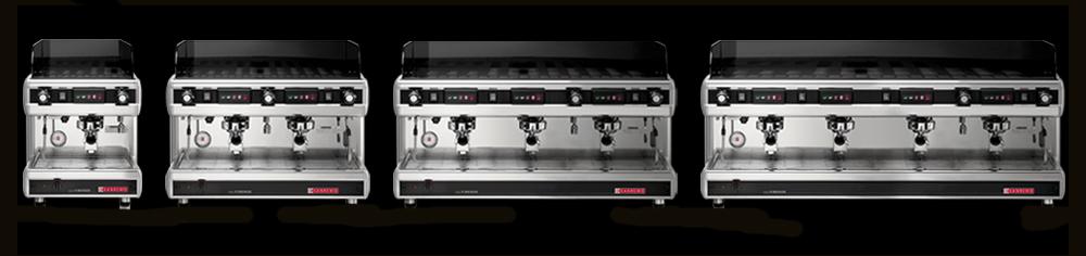Sanremo Firenze Traditional Espresso Machine Variations
