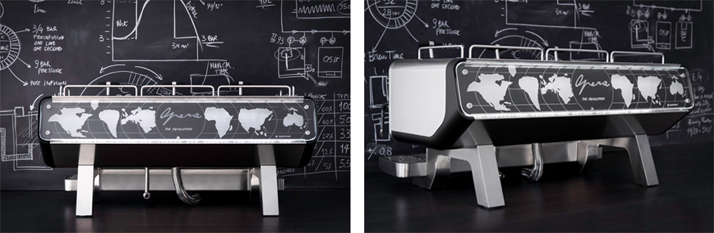Sanremo Opera Traditional Espresso Machine Project 2