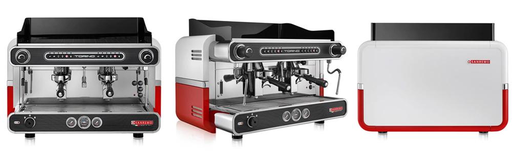 Sanremo Torino Traditional Espresso Machine Multi