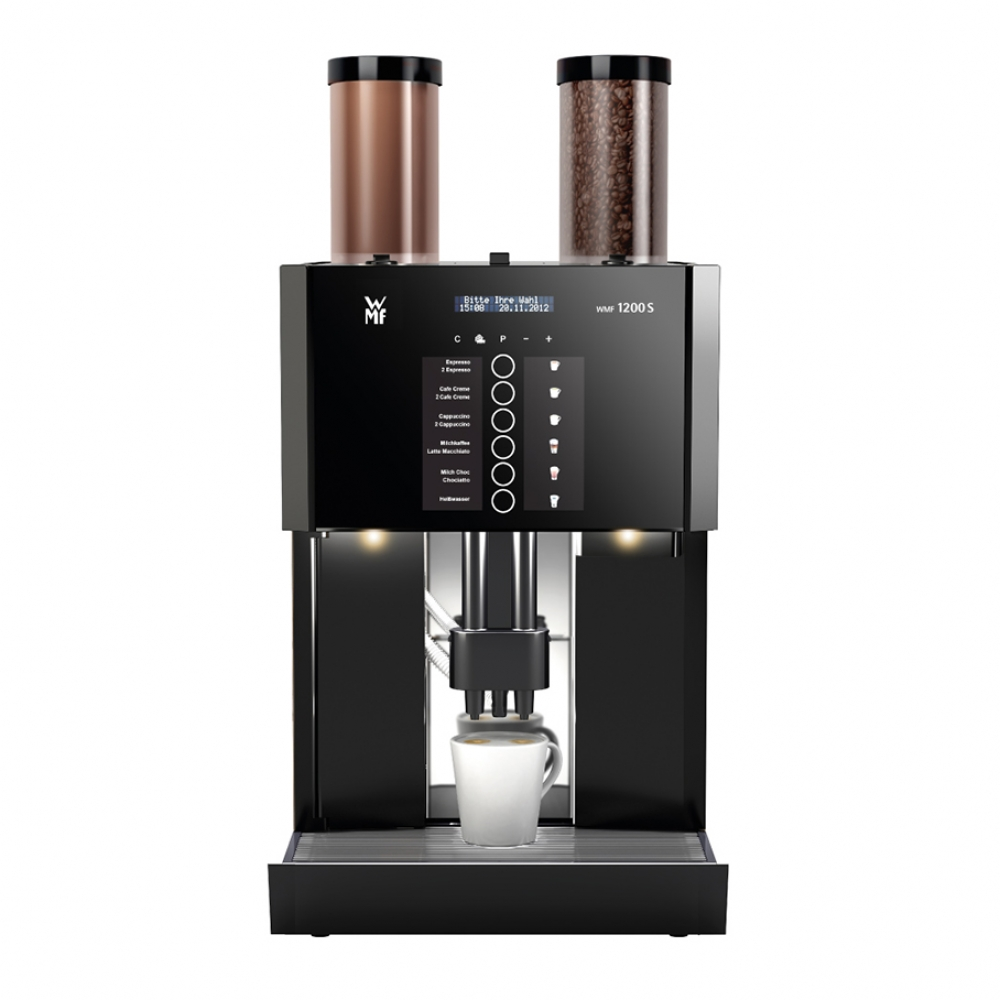 WMF 1200S Commercial Bean to Cup Coffee Machine