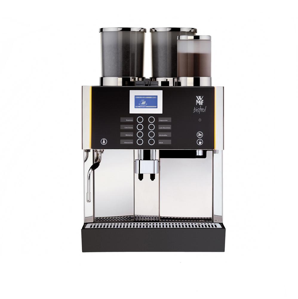 Wmf Bistro Bean To Cup Coffee Machine Beanmachines