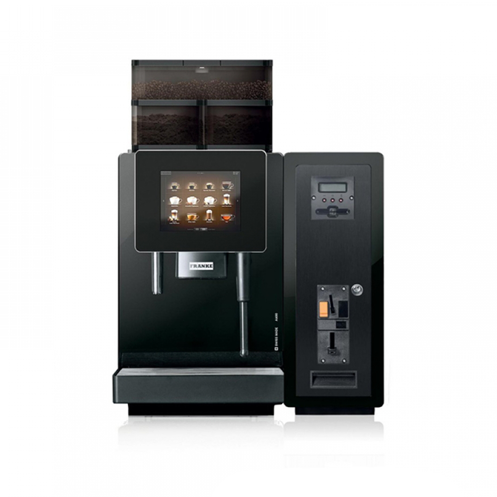 franke a600 commercial bean to cup coffee machine second