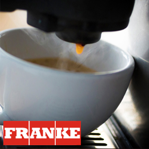 franke flair bean to cup coffee machine perfect for office