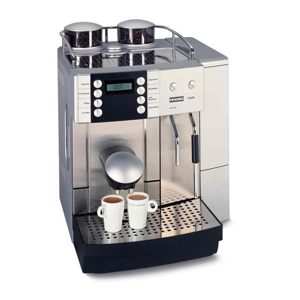 franke flair bean to cup coffee machine