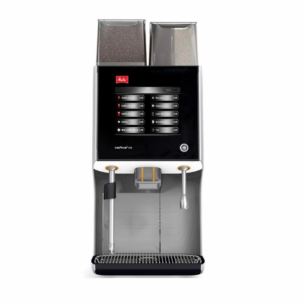 melitta cafina xt6 bean to cup coffee machine