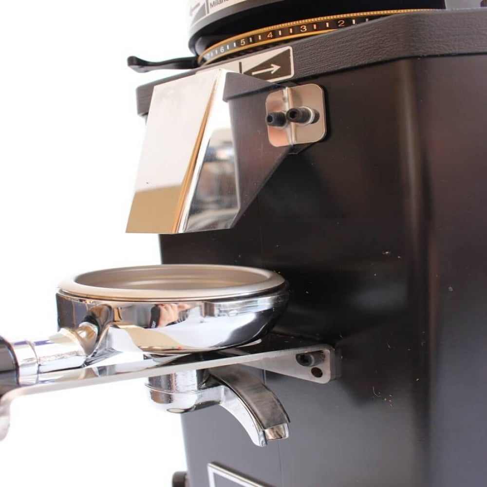Anfim Super Caimano Commercial Coffee Grinder Group Head