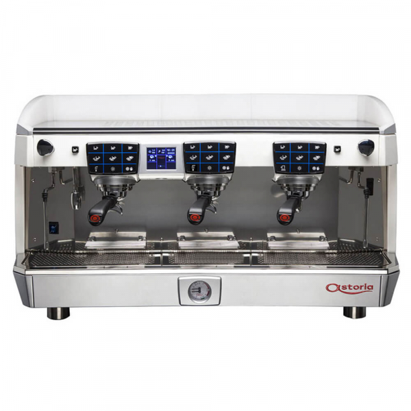 Astoria Core 600 Traditional Coffee Machine 3 Group Front
