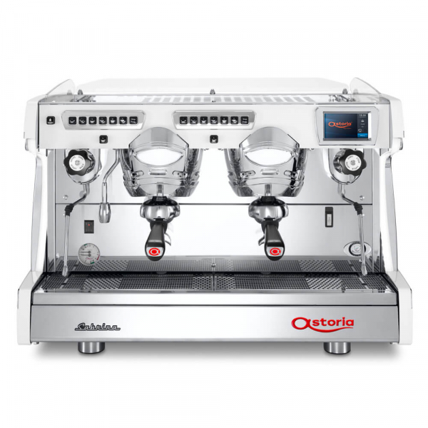 Astoria Sabrina Commercial Traditional Espresso Machine 2 Group