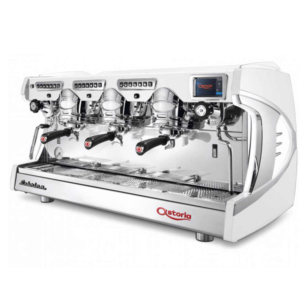 Astoria Sabrina Commercial Traditional Espresso Machine 3 Group