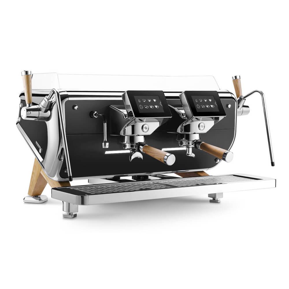 Astoria Storm Commercial Traditional Espresso Machine 2 Group Black