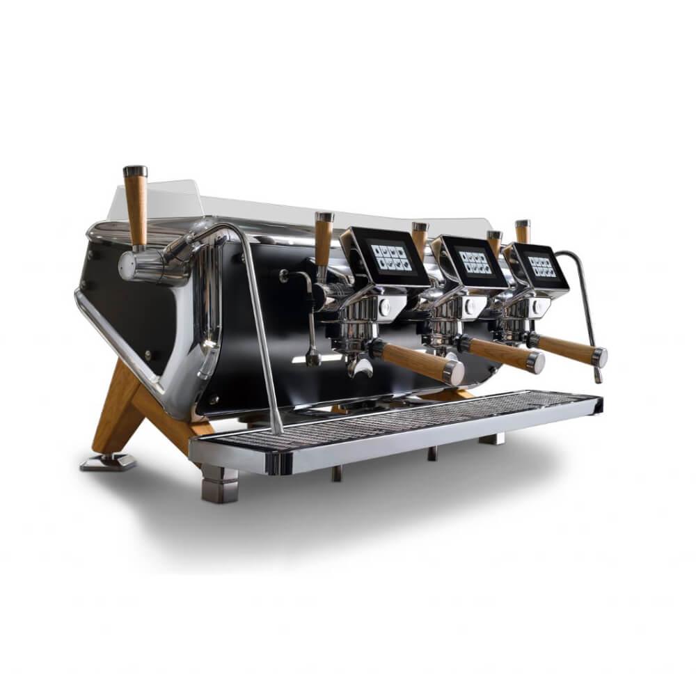 Astoria Storm Commercial Traditional Espresso Machine 3 Group Black