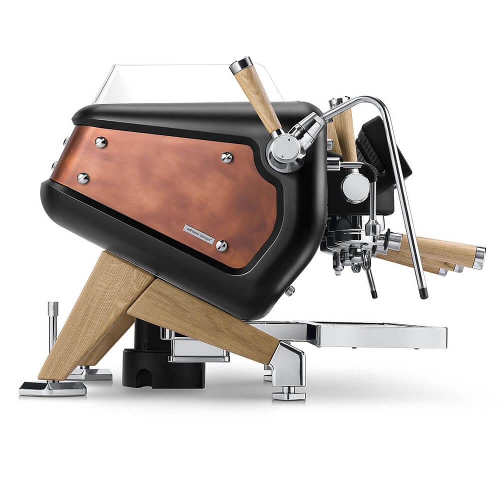 Astoria Storm Traditional Commercial Espresso Machine Side