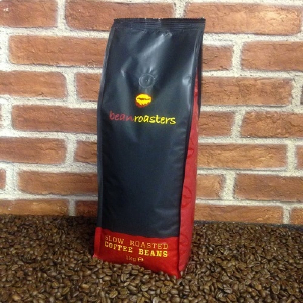 Beanheroes Commercial Espresso Coffee Beans Bag