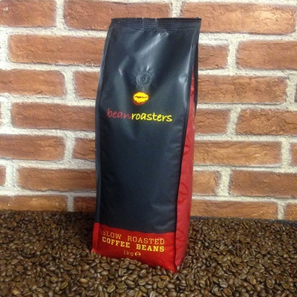Beanheroes Commercial Espresso Coffee Beans Bag