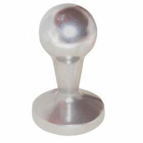 Beanmachines Unpolished Metal Professional Coffee Tamper 53mm or 57mm