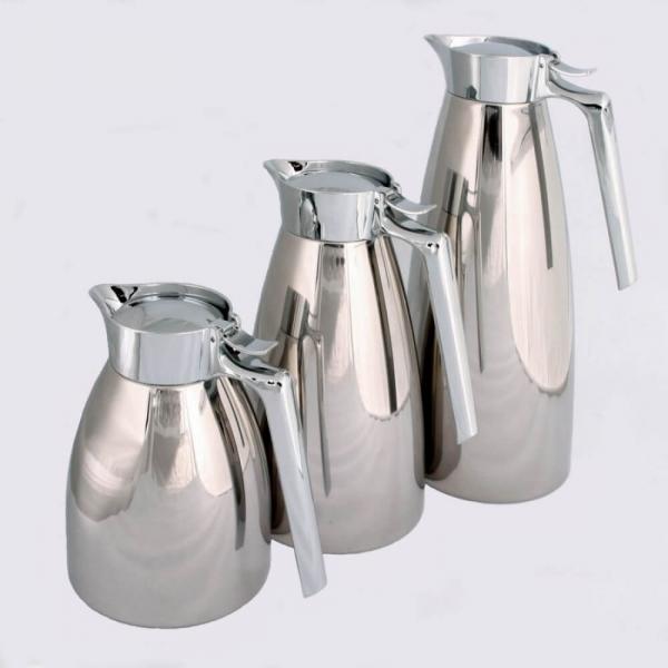 Bravilor Iso Commercial Filter Coffee Machine Milk Jugs
