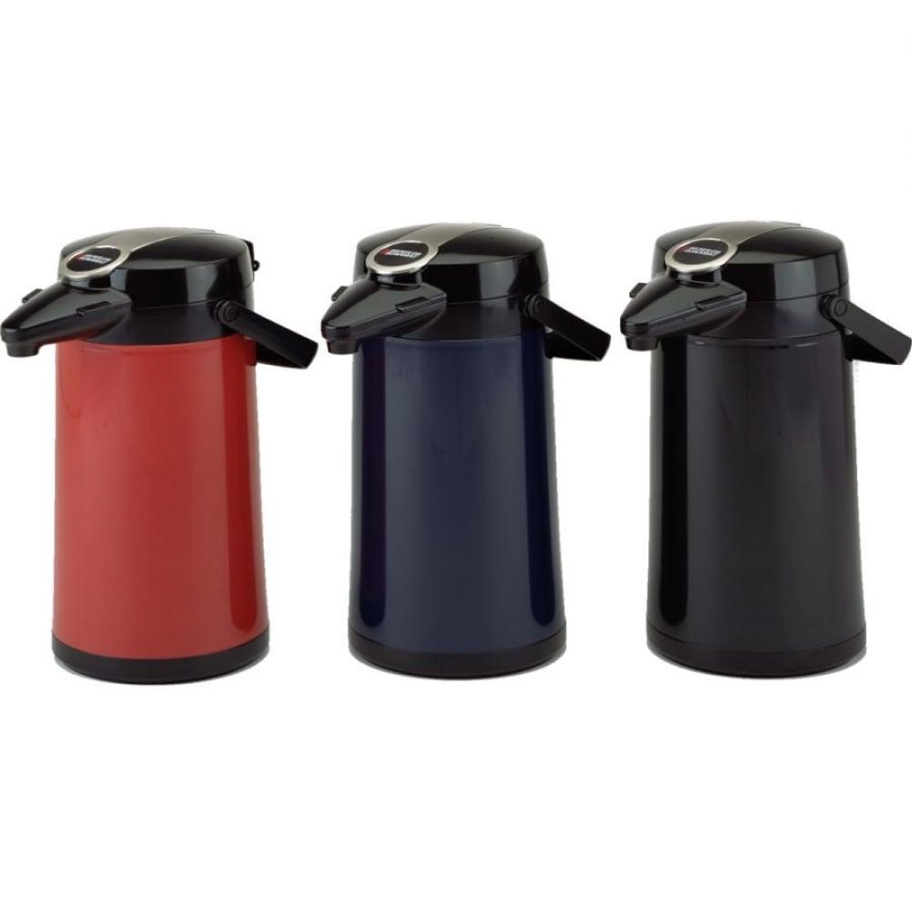 Bravilor the Filter Pot Professional Coffee Machine Red Black Black