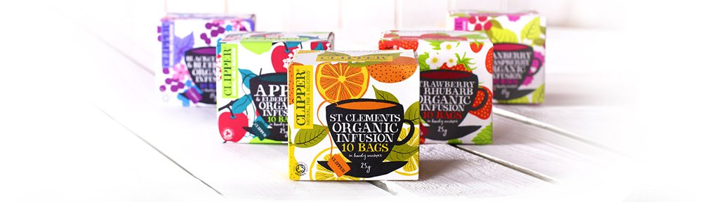 Clipper Organic Tea