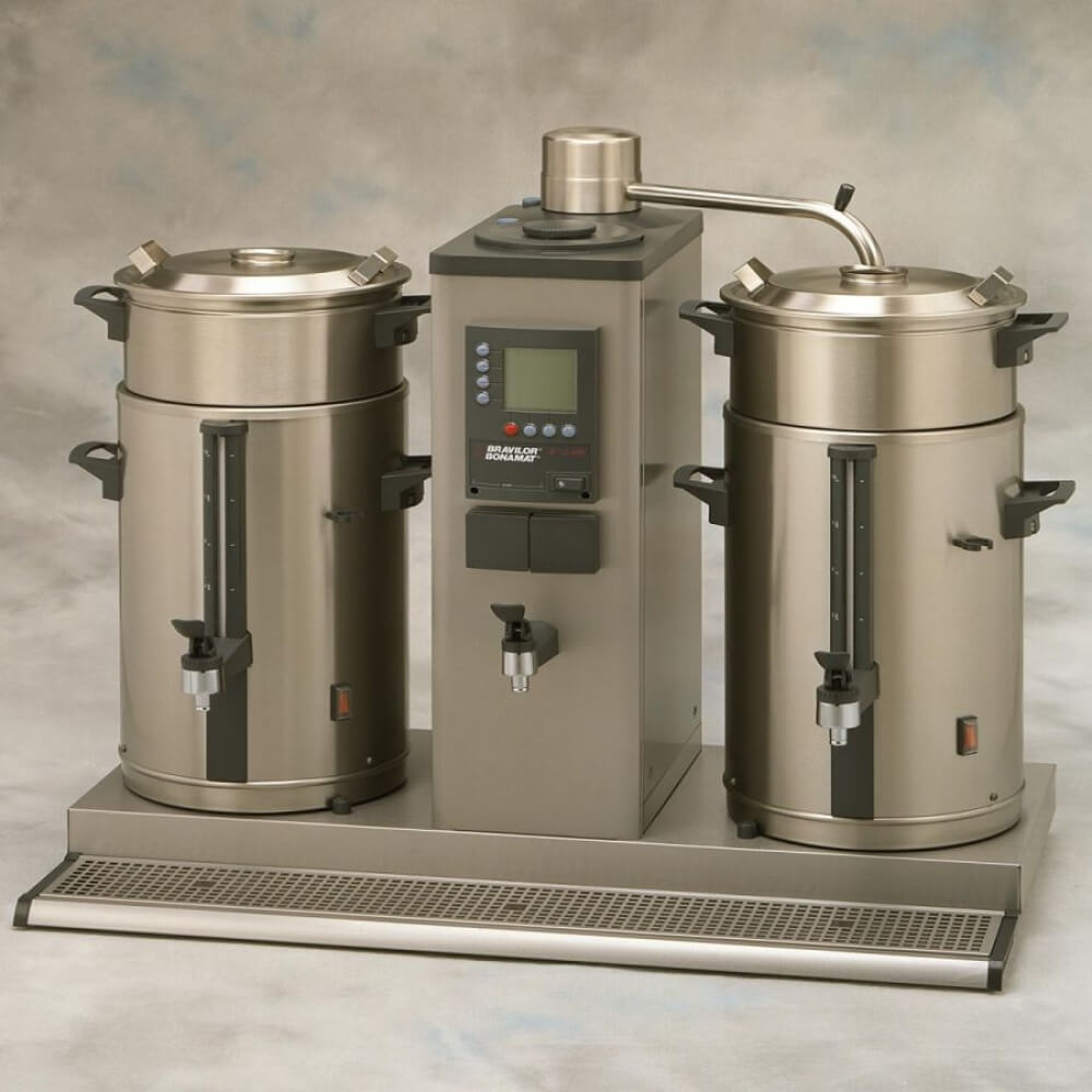 Commercial Bulk Coffee Brewer 10 Litres Hotel
