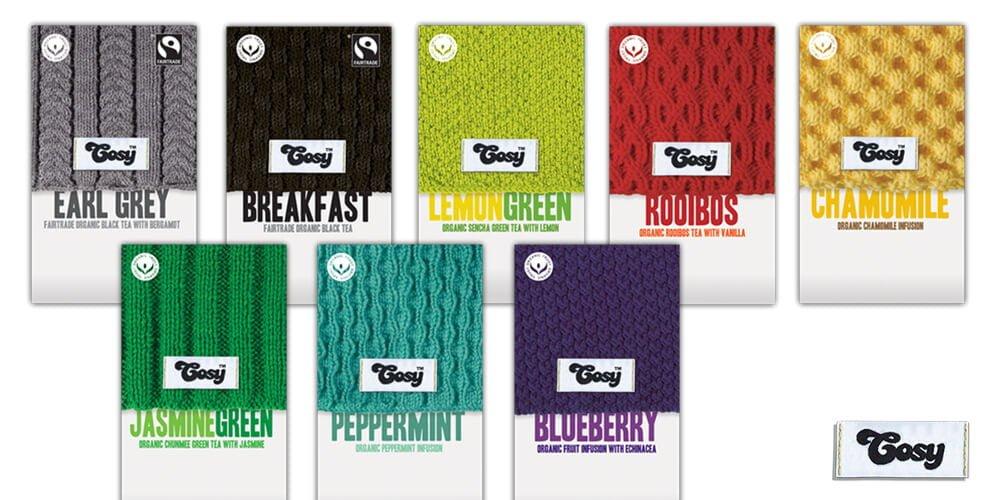 Cosy Tea Organic Fairtrade