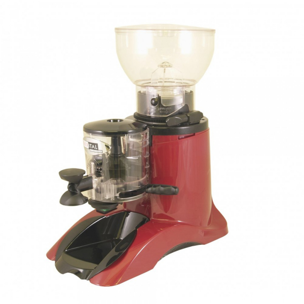 Cunill Manual Coffee Grinder - 1KG (Red)