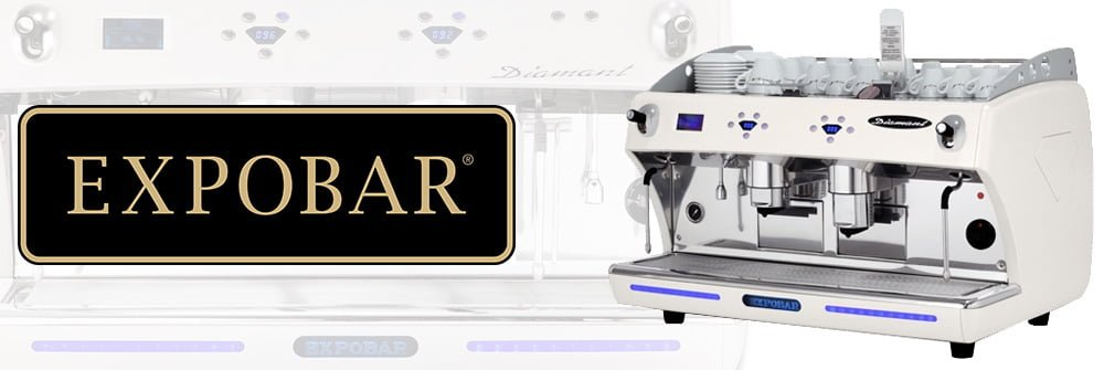 Expobar Diamant Espresso Machine Commercial