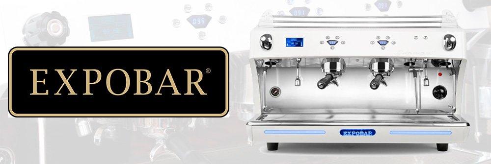 Expobar Diamant TCS Commercial Espresso Machine Banner