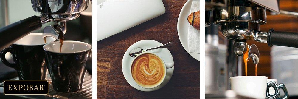 Expobar Monroc 1 Group Commercial Espresso Machine Latte Art Cafe