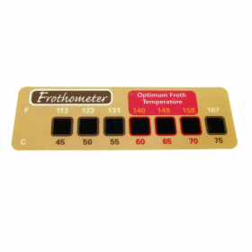 Frothometer Liquid Crystal Thermometer