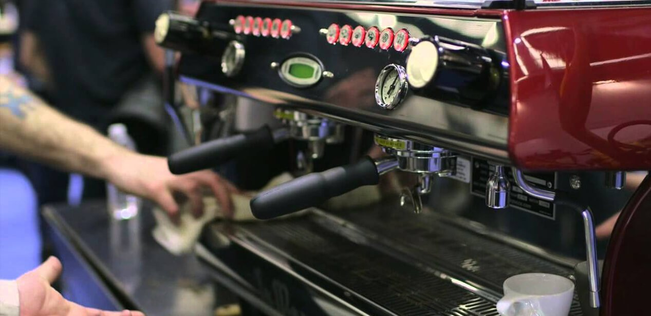 La Marzocco FB80 Traditional Commercial Coffee Machine Cafe